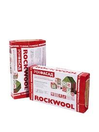 Изоляция Rockwool Рокфасад, 1000 х 600 х 100 мм, 0,12 м3