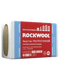 Изоляция Rockwool Акустик Баттс, 27 мм, 0,194 м3