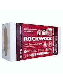Изоляция Rockwool Лайт Экстра, 50 мм, 0,24 м3