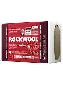 Изоляция Rockwool Лайт Экстра, 100 мм, 0,24 м3