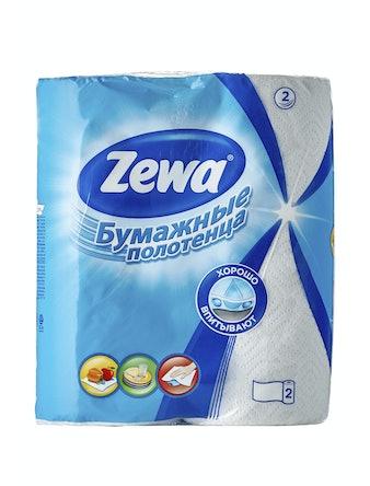 Полотенца кухонные Zewa, 2 шт.
