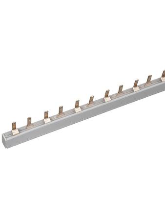 Шина соединительная типа PIN (12 штырей) 1Р 63А 22 см ИЭК