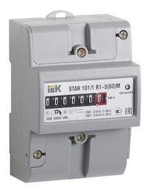 Счетчик IEK Star 101/1 R1-5(60)М