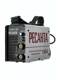 Инвертор Ресанта сварочный САИ 190