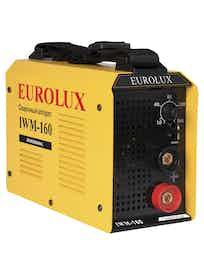 Инвертор сварочный Eurolux IWM-160