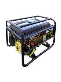Генератор Huter DY4000LG, газовый/бензиновый