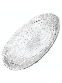 Тарелка овальная Атлантис, 230 х 320 мм