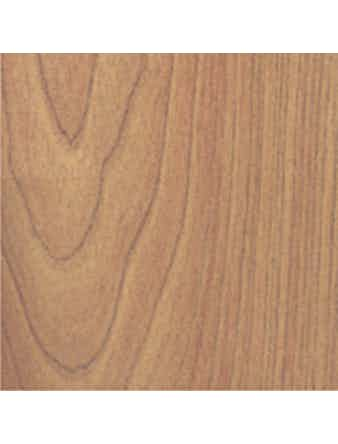 Угол мягкий MDF 28x28 орех: длина 2.6м
