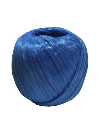Шпагат полипр.лент. 1200 текс синий. (60 м)