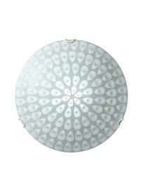 Светильник настенно-потолочный Vitaluce V6012/2A, 2 х Е27 х 60 Вт, белый
