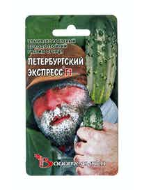 Семена Огурец Петербургский экспресс