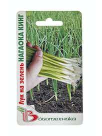 Семена Лук на зелень Нагаока Кинг