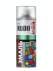 Эмаль аэрозольная светло-зеленая KUDO 1006, 0,52 л
