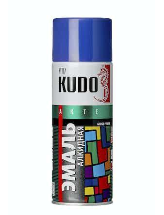 Эмаль аэрозольная сиреневая KUDO 1021, 0,52 л