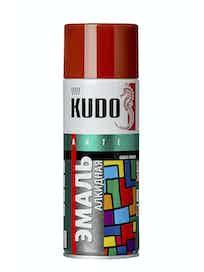 Эмаль аэрозольная какао KUDO 1023, 0,52 л