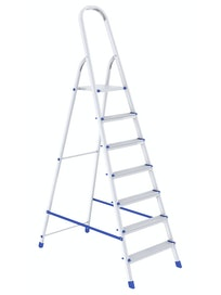 Стремянка алюминиевая Сибртех, 7 ступеней