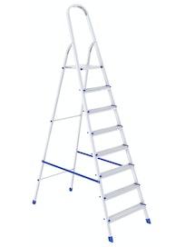 Стремянка алюминиевая Сибртех, 8 ступеней