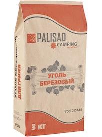 Березовый уголь Palisad Camping, 3 кг