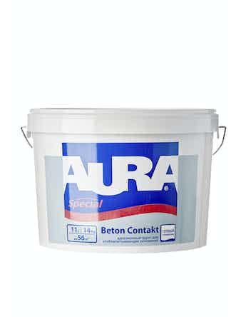 Грунт адгезионный AURA BetonContakt, 14 кг