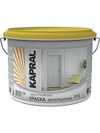 Краска интерьерная Kapral Р12, 14 кг