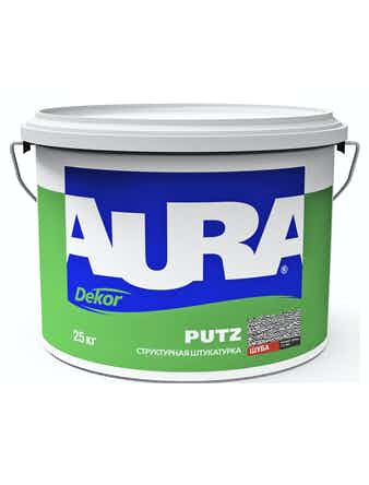 Штукатурка Aura Putz Decor шуба 2,5мм