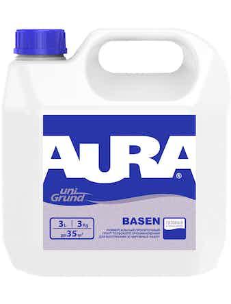 Грунт пропиточный Aura Basen, 3 л