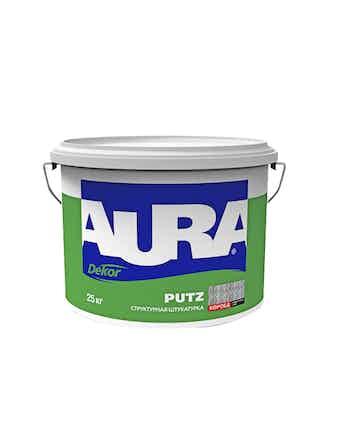 Штукатурка Aura Putz Decor короед 3мм