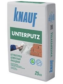 Штукатурка Кнауф Унтерпутц, 25 кг