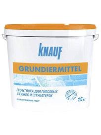 Грунтовка Кнауф Грундирмиттель, 5 кг