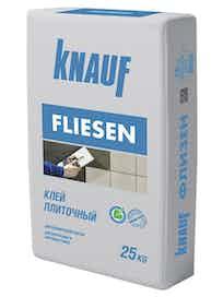 Клей плиточный Кнауф Флизен, 25 кг