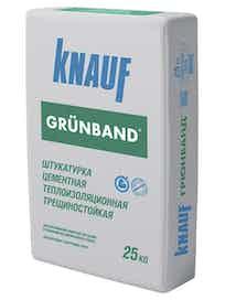 Штукатурка Кнауф Грюнбанд, 25 кг