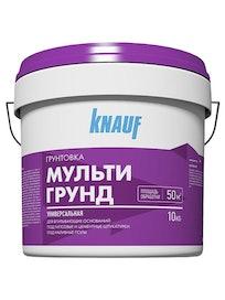 Грунтовка Кнауф Мультигрунд, 10 кг
