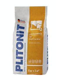 Штукатурка Плитонит Т1+, 5 кг