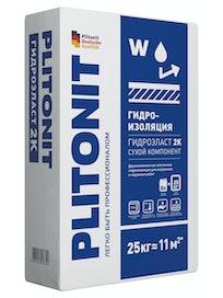 Гидроизоляция PLITONIT ГидроЭласт, 4,5 кг
