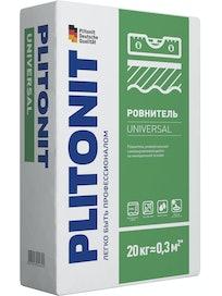 Ровнитель для пола Plitonit Universal, 20 кг