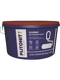 Грунт БетонКонтакт PLITОNIT, 15 л