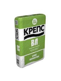 Шпаклевка Крепс ВЛ, белая, 20 кг