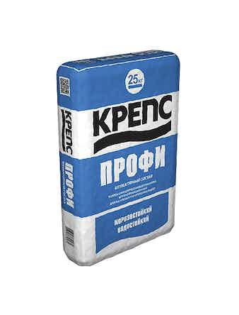 Штукатурка Крепс Профи, 25 кг
