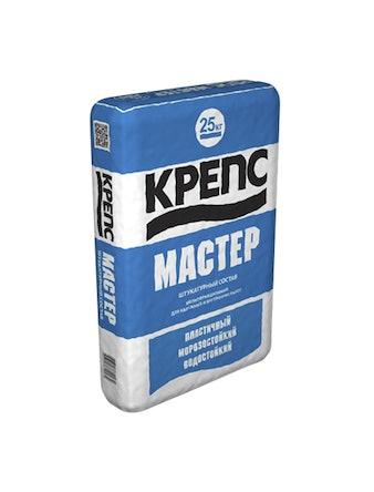 Штукатурка Крепс Мастер 25 кг
