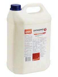 Антифриз Крепс, добавка –10 °C, 5 л