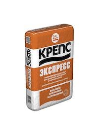 Клей плиточный Крепс Экспресс 25 кг