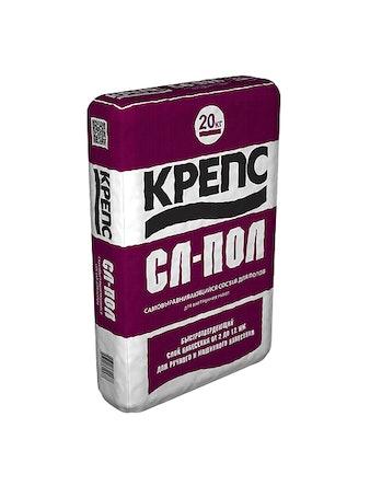 Ровнитель для пола Крепс СЛ-пол 20 кг