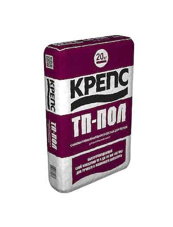 Ровнитель для пола Крепс ТП-пол 20 кг