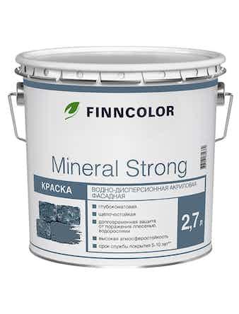 Краска фасад. Mineral Strong осн. C 2,7л