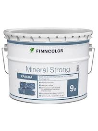 Краска фасадная Mineral Strong, база C, 9 л