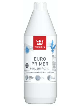 Грунт акрилатн. EURO PRIMER 1л Tikkurila