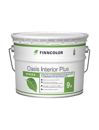 Краска интерьерная OASIS INTERIOR A 9л