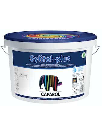 Краска фасадная силикатная Caparol Sylitol-plus матовая база 1, 10 л