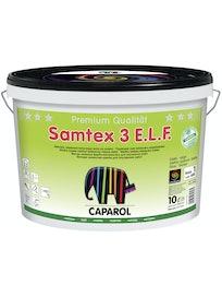 Краска Caparol Samtex 3 ELF, глубокоматовая, база 1, 10 л
