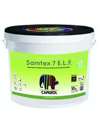 Краска Caparol Samtex 7, база 2, матовая, 2,35 л